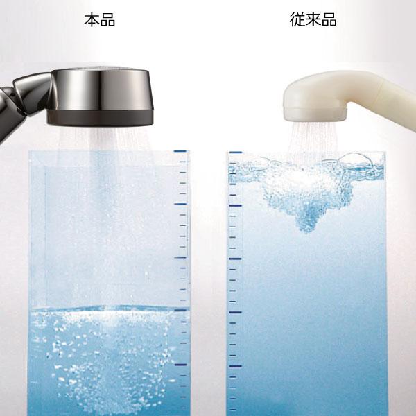 節水シャワー サロンスタイル 3Dプレミアム